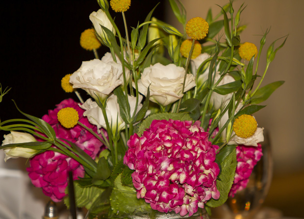 Retirement Party Flowers