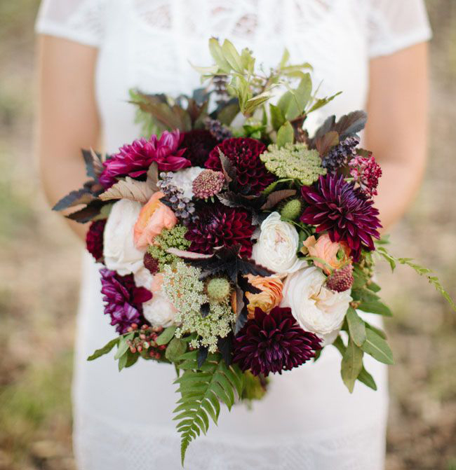 10 Fabulous Fall Bouquets
