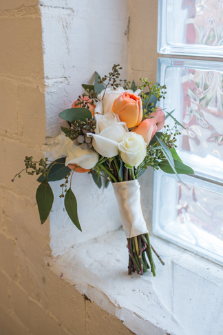 Rustic Rose DIY Bouquet