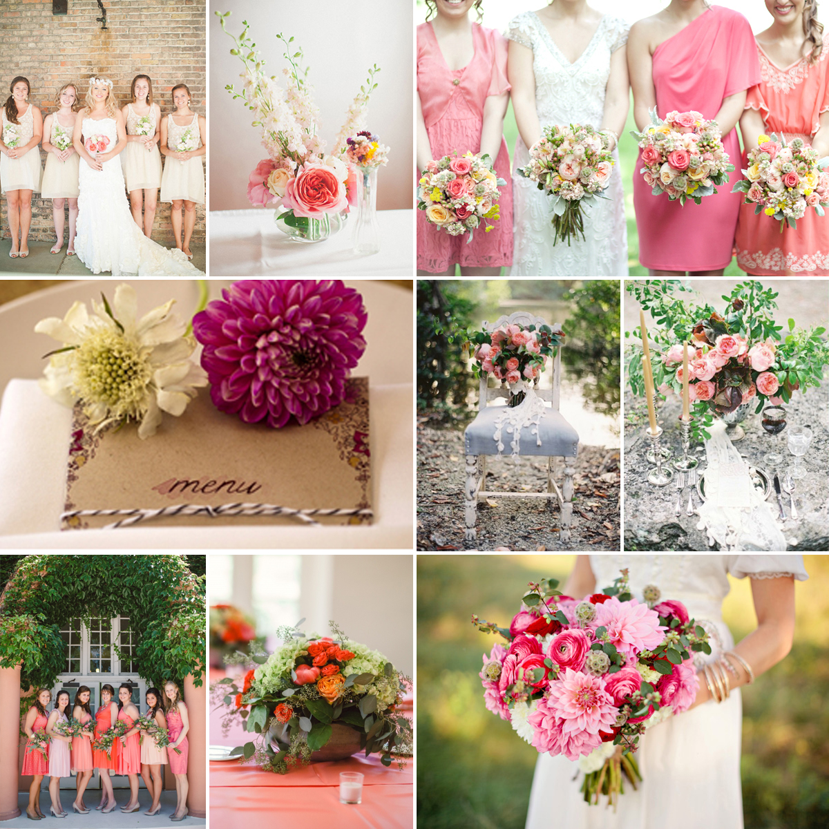 Wedding Flower Trends For Summer And Fall 2014 FiftyFlowers The
